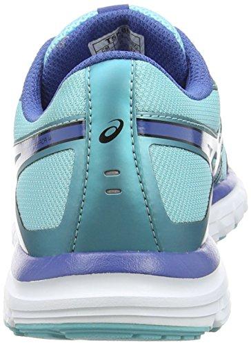4 Blue zaraca Turquesa turquoise Asics Running 4042 black slate Zapatillas Mujer Gel De FE6qH