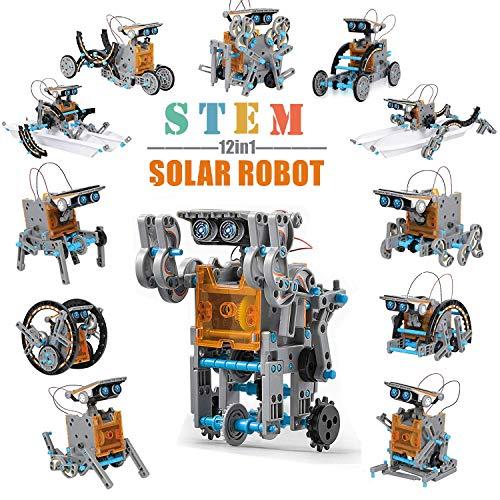 CIRO solar robot kit