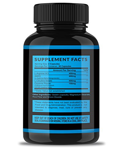 Extra-Strength-L-Arginine-1200mg-Nitric-Oxide-Supplement-for-Muscle-Growth-Vascularity-Energy-Powerful-NO-Booster-With-L-Citrulline-Essential-Amino-Acids-To-Train-Longer-Harder