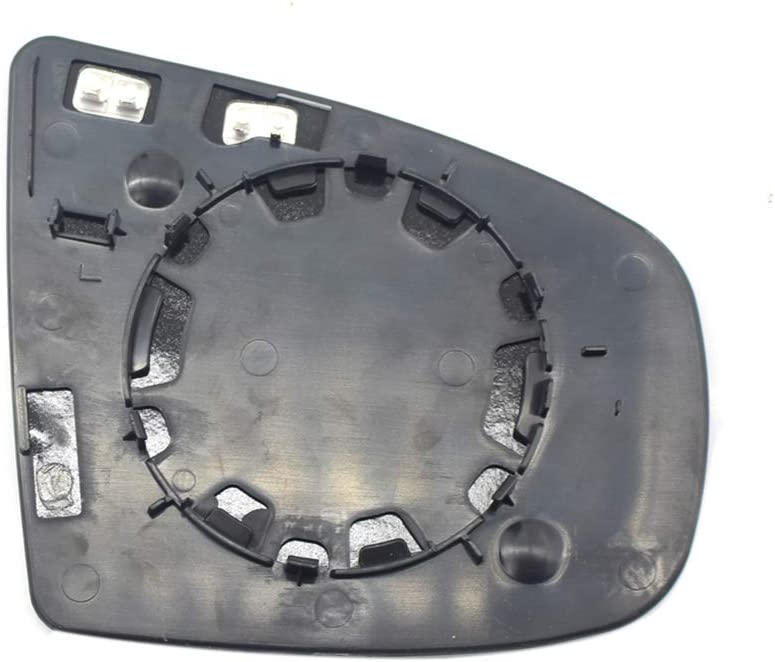 heacker Car Heated Mirror Glass Right Door Side 51167174979 51167298157 Replacement for E70 x5 x6 E71 E72