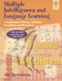 Multiple Intelligences and Language Learning, Mary Ann Christison, 1882483758