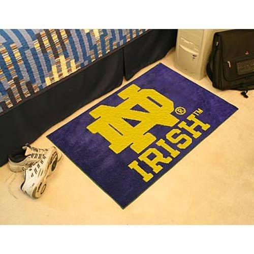 Notre Dame Starter - Fanmats Notre Dame Fighting Irish Starter Mat