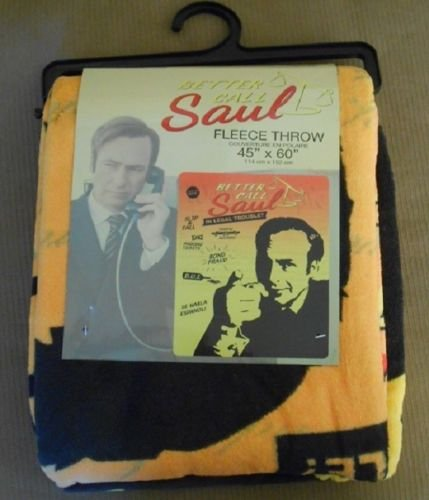 JUST FUNKY Better Call Saul Breaking Bad Funny Lawyer Fleece Throw Blanket/Tapestries Decorative Wall Hanging - Funny Gift, Sofa/Bed Kids Blanket by JUST FUNKY (Image #5)