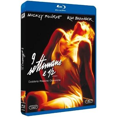 9 Settimane 1/2 [Italia] [Blu-ray]