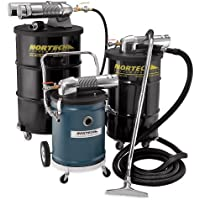 Nortech N301DC D Vacuum Unit with 1.5-Inch Inlet and Attachment Kit, 30-Gallon