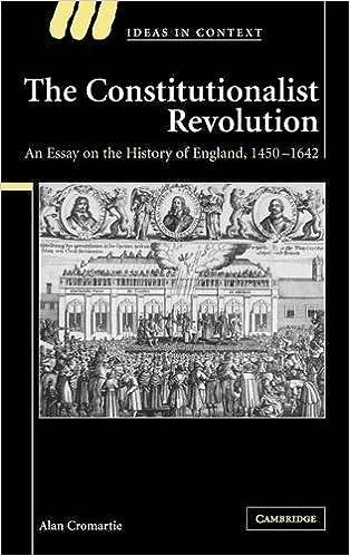 Constitutionalism in england essay format