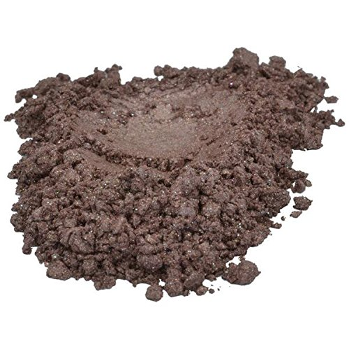 Athena/Brown/Sienna Luxury Mica Colorant Pigment Powder Cosmetic Grade Glitter Eyeshadow Effects for Soap Candle Nail Polish 2 oz