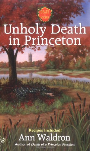 Unholy Death in Princeton (Princeton Murders)