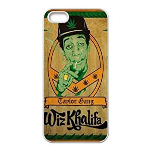Generic Case Wiz Khalifa For iPhone 5, 5S G7Y6678564