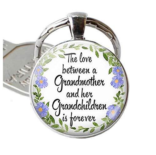 El amor entre una abuela y sus nietos es para siempre ...
