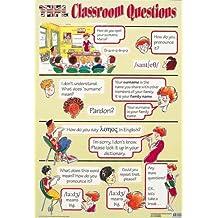 Classroom Questions Grammar and Usage Poster (TEFL / ELT / ESL / ESOL) by Cathy Suzuki (1998-10-01)