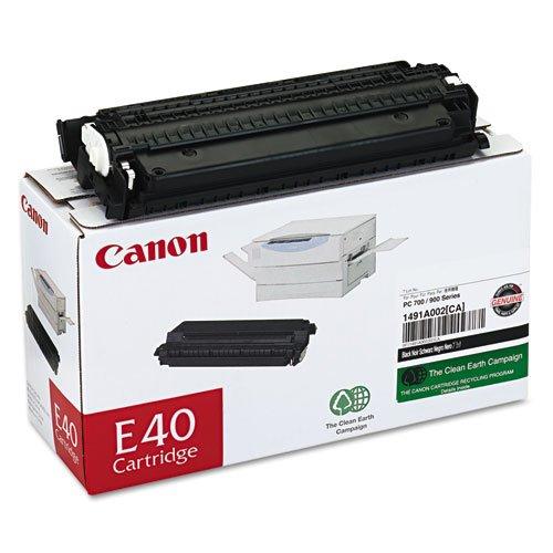 Canon E40 Toner Cartridge - Black (E40 Black Cartridge)