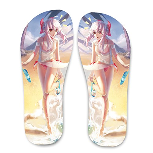Bromeo Seraph of the end Anime Unisex Flip Flops Chanclas 796
