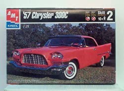 #30046 AMT/Ertl '57 Chrysler 300C 1/25 Scale Plastic Model Kit by AMT from Amt