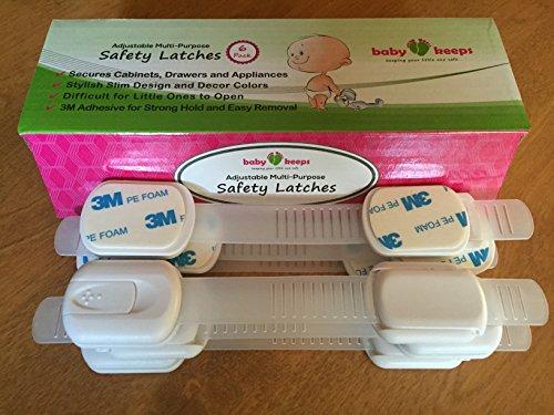 Review BabyKeeps Child Safety Locks