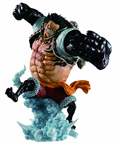 Amazon Com Banpresto One Piece Monkey D Luffy Gear Fourth