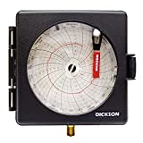 Dickson PW476 Pressure Chart Recorder, 0 to 300 PSI