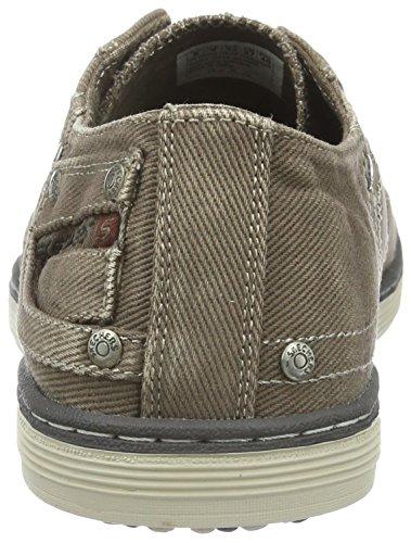 Skechers SorinoBerg Herren Sneakers Braun (Char)