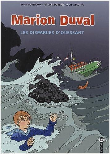 Lire un Marion Duval, Tome 18 : Les disparues d'Ouessant pdf
