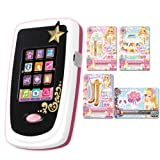 BANDAI Aikatsu Phone smart card JAPAN ANIME