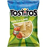 Tostitos Hint of Lime Flavored Tortilla Chips, 13 Oz (Pack of 3)