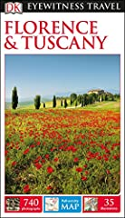 Explore the busy streets of Florence and Tuscany, see history, and stroll through museums. Eat bread dipped in olive oil and stroll along cobbled streets in these beautiful cities.Discover DK Eyewitness Travel Guide: Florence & Tuscany....