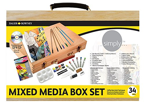 Daler Rowney Mixed Media Art product image