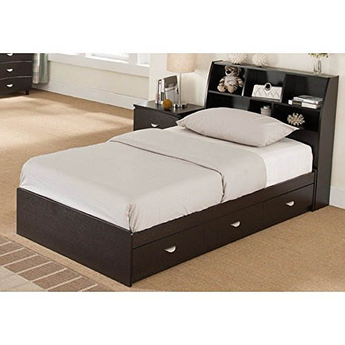Wood Brown Kids Beds - 6