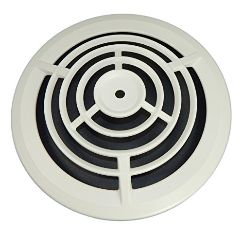 "Broan Round Grille - 11"" Diameter # 99111332"