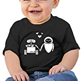 Huma Walle Love Kid Comfortable T-shirt Black 24 Months