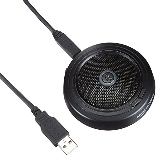 AmazonBasics USB Conference Microphone