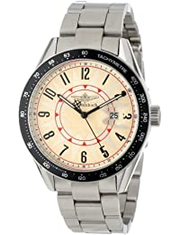 Breytenbach Unisex BB3810BE Classic Analog Black Bezel Watch