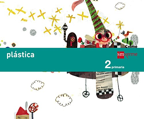Descargar Libro Plástica. 2 Primaria. Celme Rita Noguera Ricardi
