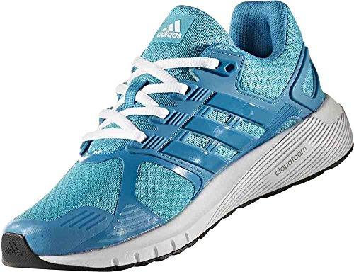 Adidas Originali Donna Duramo 8 W Scarpa Da Corsa, Aqua Blue, 5 M Us