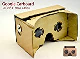 Google Cardboard with NFC TAG Valencia Quality 3d Vr Virtual Reality Glasses