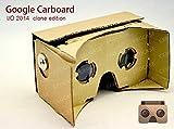 Google Cardboard with NFC TAG Valencia Quality 3d Vr Virtual Reality Glasses