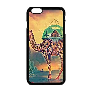 Artistic imaginary camel Cell Phone Case for iPhone plus 6 by icecream design