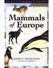 Mammals of Europe