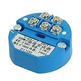 eDealMax PT100 trasmettitore di temperatura sensore 0-300C uscita 0-10 V DC