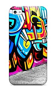 PFGZSpG22197URYlh Faddish Graffiti Artistic Abstract Artistic Case Cover For Iphone 5c