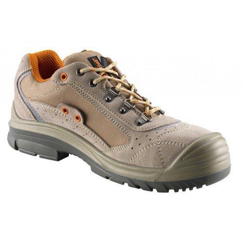 Abratools–Schuh Sicherheit Spring Marron Gr. 43