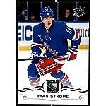 75e7d941a 2018-19 Upper Deck  377 Ryan Strome New York Rangers NHL Hockey Trading  Card.