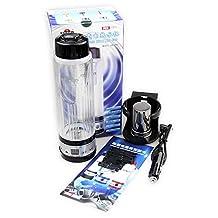 LIUNA Car Electric Kettle Boiling 12V-24V DC Cigarette Lighter Heating Cup Teacup 420ML by LIU NA