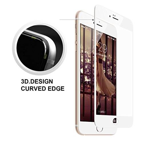 Godosmith Ice Max Anti-scratch 3D Tempered Glass Protector for iPhone 6s