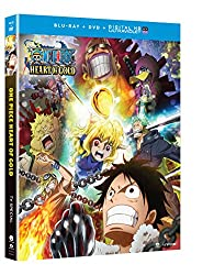 One Piece: Heart of Gold - TV Special (Blu-ray/DVD Combo + UV)