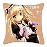 Forever Memories Boku wa tomodachi ga sukunai Hasegawa kobato Hugging pillow / Cushion Cover #C249