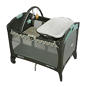 Amazon Com Graco Pack N Play With Reversible Napper