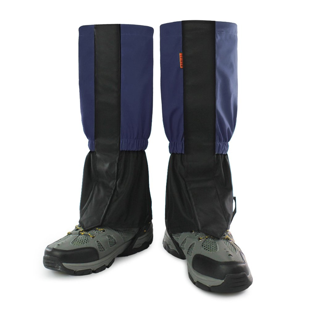 yipinco7285 Ski Snow Boot Shoes Gaiters Covers Leg Sleeves Outdoor Climbing Cover