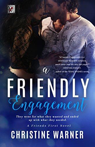 A Friendly Engagement (Friends First Book 1)