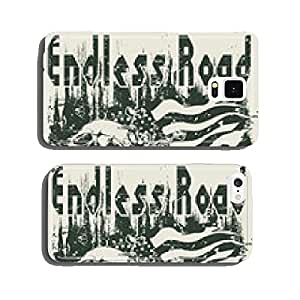 Endless Road cell phone cover case iPhone6